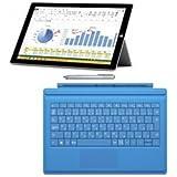 マイクロソフト 【期間限定】Surface Pro 3(Core i3/64GB)+ 純正タイプカバー(シアン) [Windowsタブレット・Office付き]