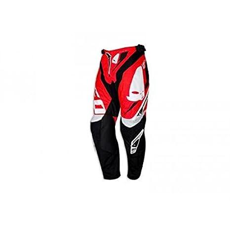 Pantalon ufo revolution rouge/noir t.38 (eu) - 30 (us) - Ufo 43351138