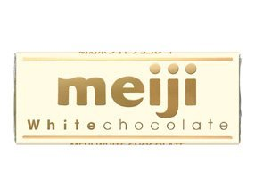 White Chocolate By Meiji From Japan 40g