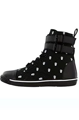 Iron Fist Misfits Sneaker - Black