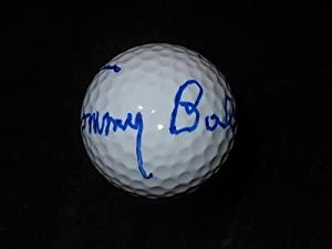 US Open Winner Tommy Bolt (d.08) Signed Top Flite Autograph Golf Ball TOUGH Q by city_liquidators