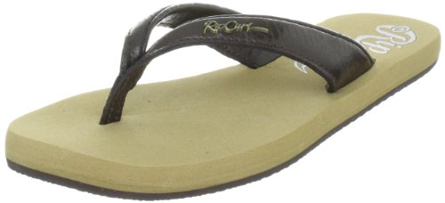 Rip Curl Pro Beach, Infradito donna, Marrone (Braun (CHOCOLATE)), 35