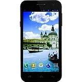 TJC SIMフリースマートフォン「StarQ Q5001」(ブラック)