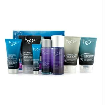Big Bestsellers Beauty Box Set: Body Wash + Hand & Nail Cream + Body Scrub + Toner + Cleanser + Hydrator + Makeup Remover – 7pcs
