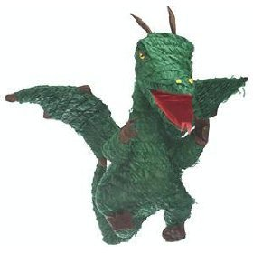 Dragon Pinata Green 1 pc