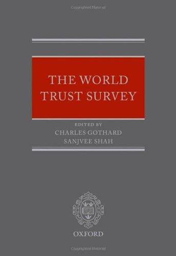 The World Trust Survey