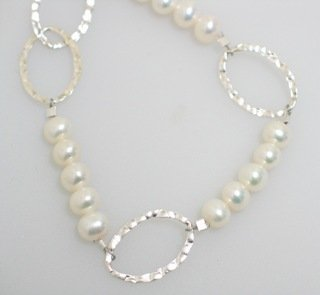 Pearls of Wisdom 50th Birthday Necklace