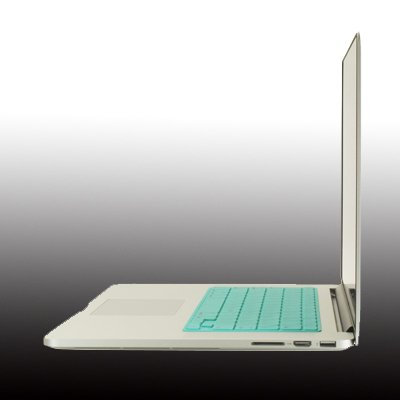 =>>  UHURU ® Keyboard Cover For Apple Macbook Pro 15.4
