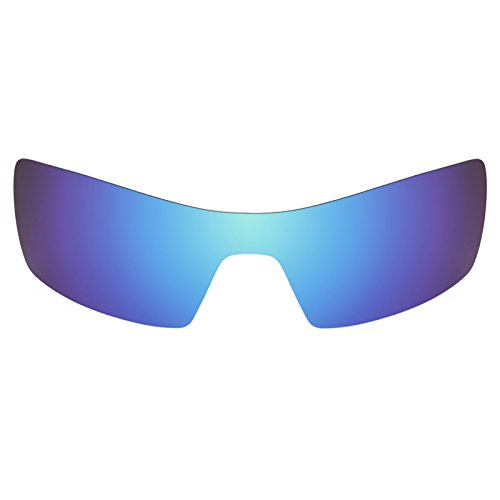 8b998d6e72 Revant Replacement Lenses for Oakley Oil Rig 1 Polarized Ice Blue  MirrorShield®