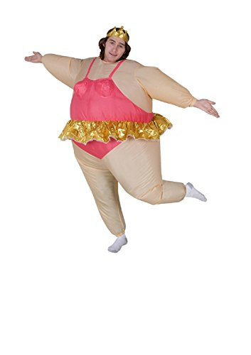 Maconaz Inflatable Ballerina Costume