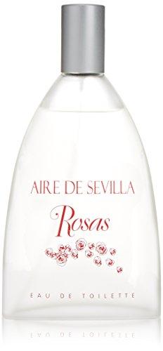 Aire De Sevilla Agua Rosas Frescas Eau De Toilette Spray 150ml