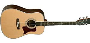 Tanglewood TW15NS Acoustic Guitar & Free TCT1 Tuner