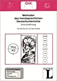 img - for Methoden Des Fremdsprachlichen Deutschunterrichts (Fernstudienangebot) book / textbook / text book
