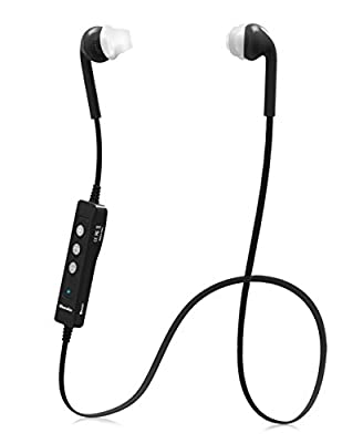 BestFire® Energy S2 Sport Bluetooth V4.0 Wireless Bluetooth Stereo Headset Earphone Headphones Earbuds In-ear Earphone with Microphone For Running Hiking Jogging Compatible with Iphone6 Iphone 6 plus Iphone 5s Samsung Galaxy S5 Samsung Note 4 Ipad Tablet