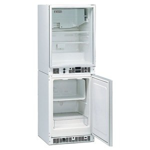 Marvel 6Crde011 Two-Drawer Undercounter Refrigerator, White Box-Style Drawer, 6.0 Cu.Ft. Volume, 34°F To 47°F (1°C To 8°C) Temperature Range, 115V/60Hz front-454975