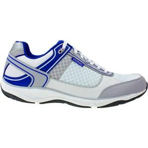 Vionic Men's White/Blue with Orthaheel Endurance 9 D(M) US (Vionic Shoes Men compare prices)