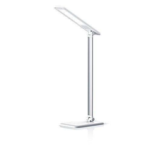 Brandson-dimmbare-LED-Schreibtischlampe-Augenschutz-3-Helligkeitsstufen-Touch-Key-Touch-Bedienung-berhrungsgesteuert-100-Strahlungswinkel-Nachtlicht-Modus-wei