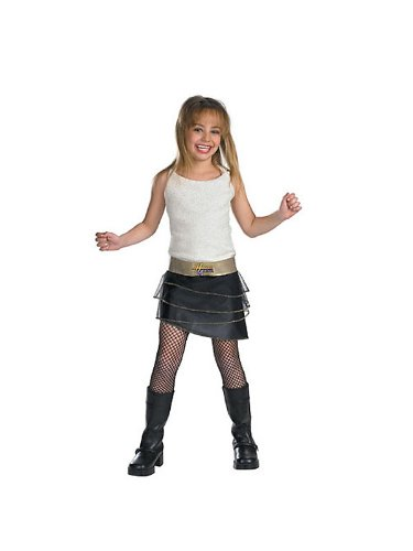 Child Hannah Montana Quality Costume