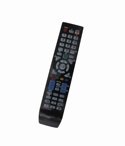 General Replacement Remote Control Fit For Samsung Le46B651T3W Le46B652T4W Ln40B650 Ln40B650T1M Plasma Lcd Led Hdtv Tv