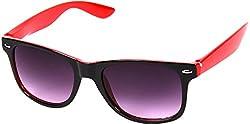 Sunflip Wayfarer Sunglasses (Violet, Sunflip_wayfra 4)