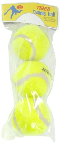 Imagen principal de Tac - Bolsa 3 pelotas tenis