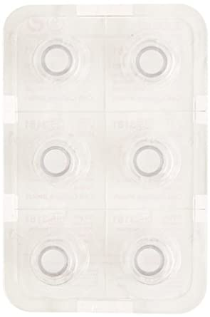 Falcon Transparent Polyethylene Terephthalate Sterile Cell Culture Insert