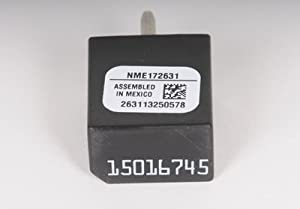 ACDelco 15016745 GM Original Equipment Multi-Purpose Relay