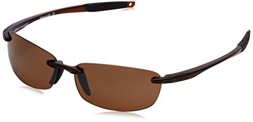 70235e0dbcf4e Revo Descend E RE 4060 02 BR Polarized Rectangular Sunglasses ...