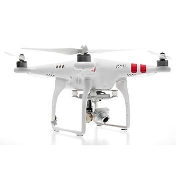 <最新商品> DJI ファントム 2 ビジョン プラス <3軸フルHDカメラ付属> / Phantom 2 Vision Plus Quadcopter with Integrated FPV 3axis Camcorder 【スマホで空からのライブ映像を見ながら操縦!】 [海外正規品]