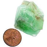 Green Calcite - Bulk Mineral