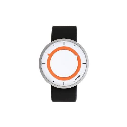 腕時計 HYGGE Watch - 3012 Series - White/Orange【並行輸入品】