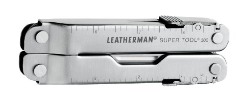 LEATHERMAN 莱泽曼 Super Tool 300 多功能工具钳美国亚马逊