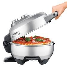 The Breville Crispy Crust Pizza Maker
