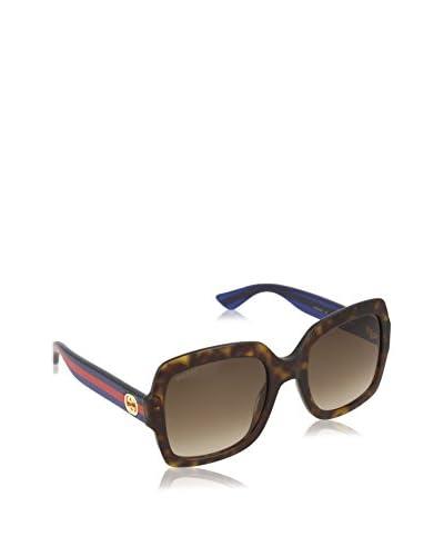 Gucci Sonnenbrille 0036S_004 (54 mm) havanna
