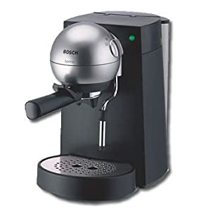 Bosch Barino Pump Driven Espresso & Cappuccino Machine