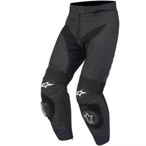 Alpinestars GP Plus Lederhose, Farbe schwarz, Größe 54