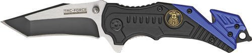 Tac Force TF-640PD Assisted Opening Folding Knife 4.5-Inch Closed