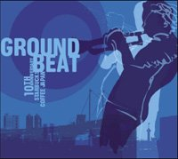 Ground Beat 10th anniversary STARBUCKS COFFEE JAPAN