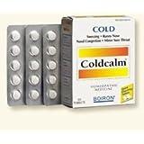 Boiron - Coldcalm, 60 tablets