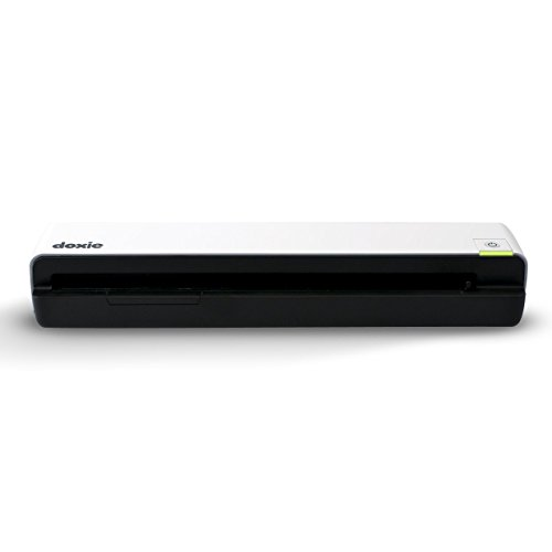 Doxie Go - Rechargeable Mobile Document Scanner