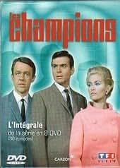 Les Champions - L'Intégrale de la série (30 épisodes) - Coffret 8 DVD