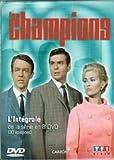 echange, troc Les Champions - L'Intégrale de la série (30 épisodes) - Coffret 8 DVD