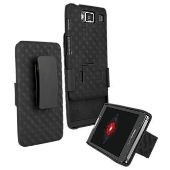 31yHKdD7OLL VZW OEM Hard Shell Case w/ Holster Combo for Motorola DROID RAZR HD XT926 (NOT FOR RAZR MAXX HD XT926M)