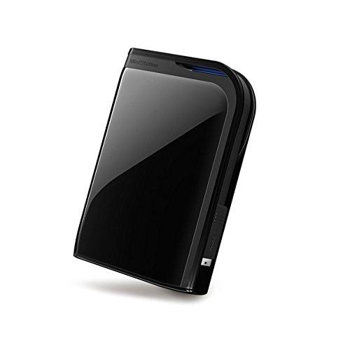Buffalo MiniStation Extreme HDD Esterno, 1 TB, Nero