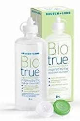 Bausch & Lomb Bio True Contact Lens Solution 60Ml