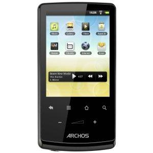 ARCHOS 28-501562 Internet Tablet Multimedia Player