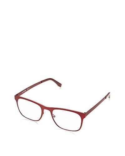 Lacoste Gafas de Sol 22005220145_615 (52 mm) Rojo