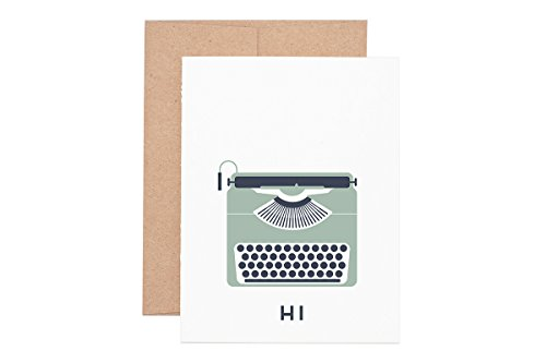 typewriter-hi-letterpress-greeting-card