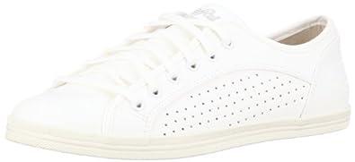 Buffalo 507-9987 TUMBLE PU 126246, Damen Fashion Sneakers, Weiss (WHITE412), EU 37