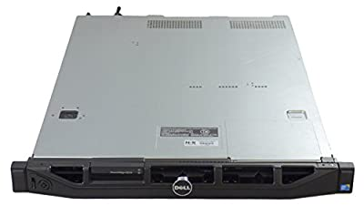 PowerEdge R310 4-Bays Server 1x2.4GHz Quad Core X3430 8GB RAM 2x750GB SATA 7.2K